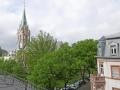 Blick auf Johanneskirche