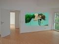 Wohnzimmer mit Kunst :-)