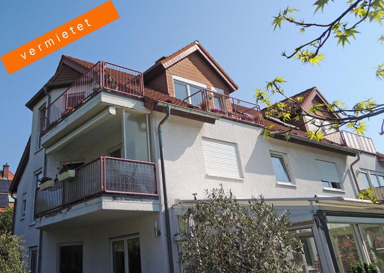 Wohnung in Eberstadt