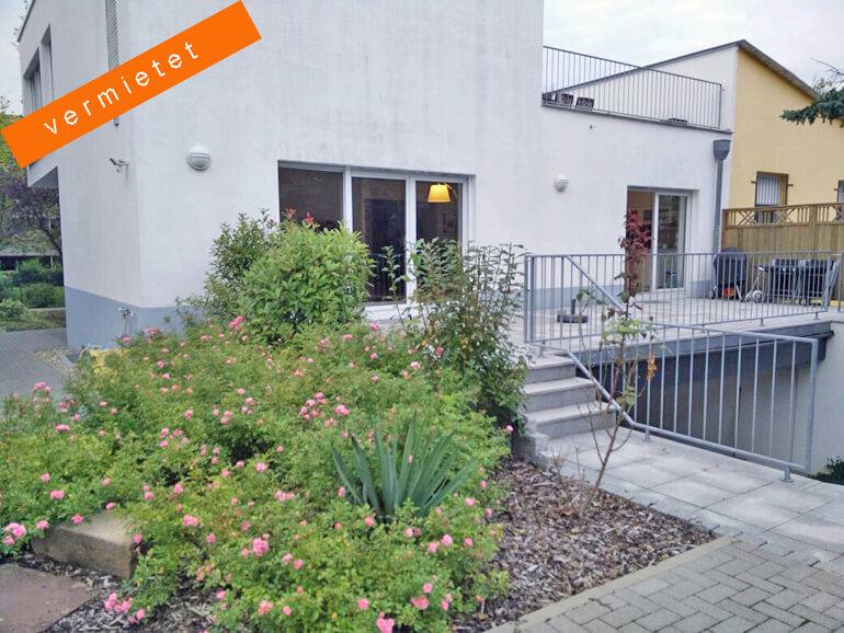 Komfort-Wohnung in Frankfurt