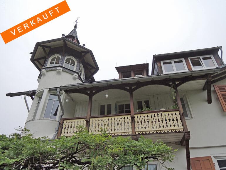 Landhaus-Villa in Jugenheim