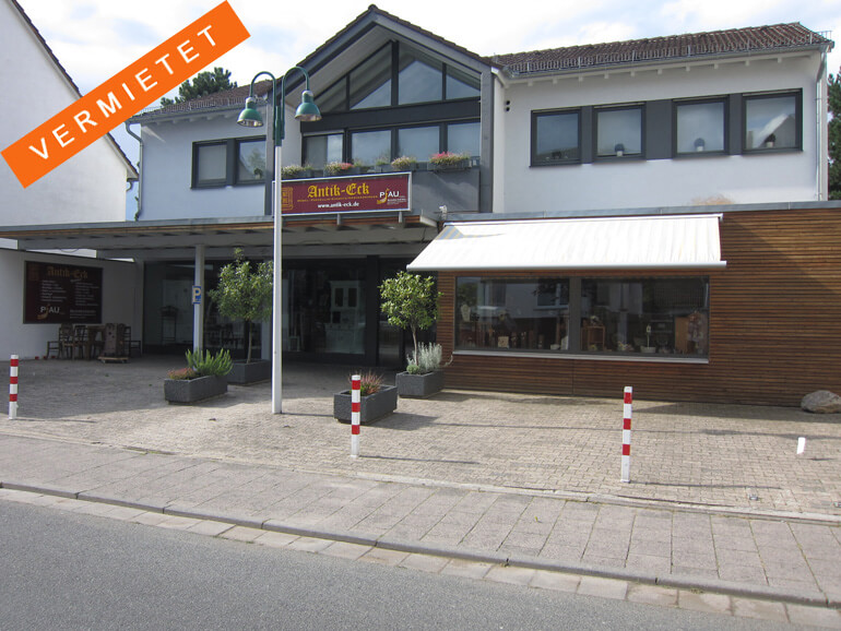 Läden in Eberstadt