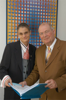 Hans-Dieter und Kerstin Keil