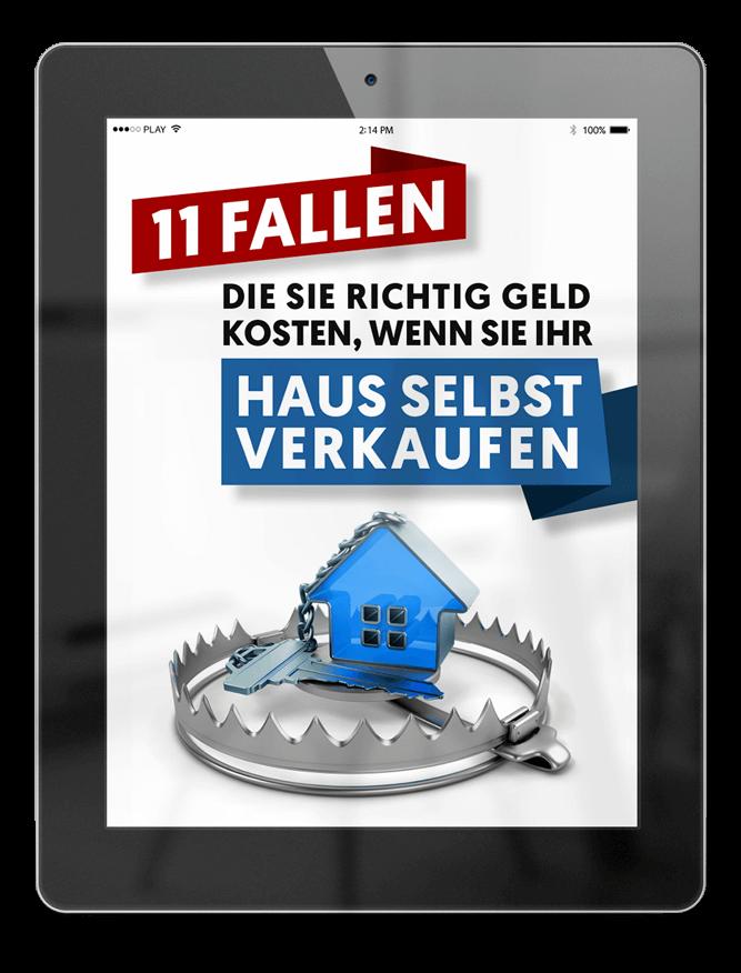 Immobilie verkaufen – E-Book von Keil Immobilien, Immobilienmakler in Darmstadt