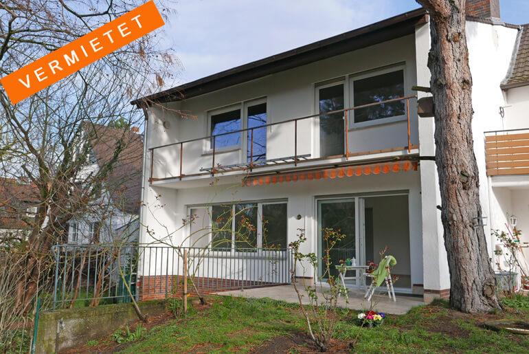 Doppelhaushälfte in Darmstadt/Arheilgen