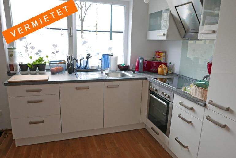 3-Zimmer-Wohnung mit Garten in Darmstadt/Kranichstein