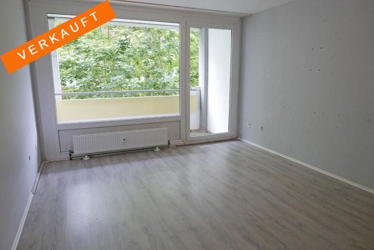 2-Zimmer-Eigentumswohnung in Darmstadt