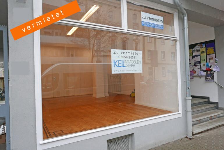 Laden in Darmstadt/Martinsviertel